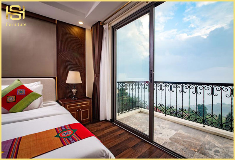 View ngắm cảnh từ phòng Deluxe Double Room